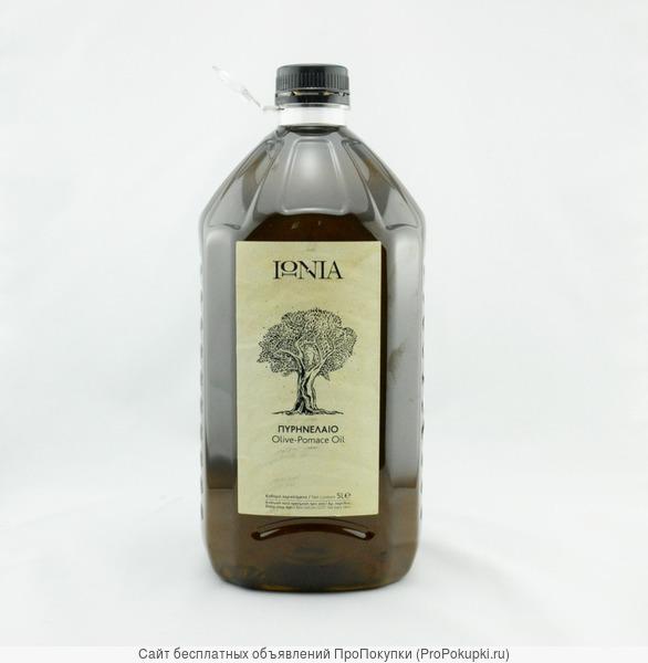 Рафинированное оливковое масло IONIA 5л - Греция