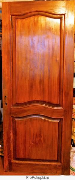 Две двери для внутренних помещений в хорошем состоянии