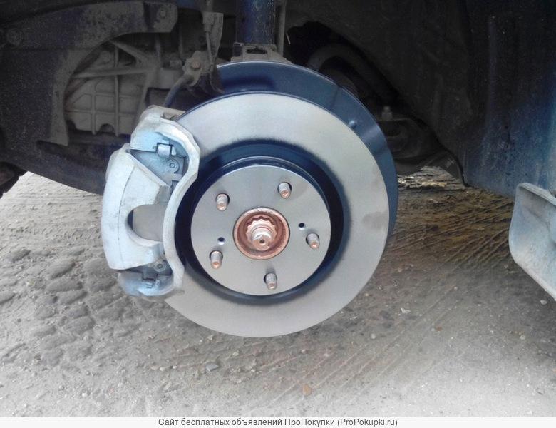 Тормозные диски на Хонда