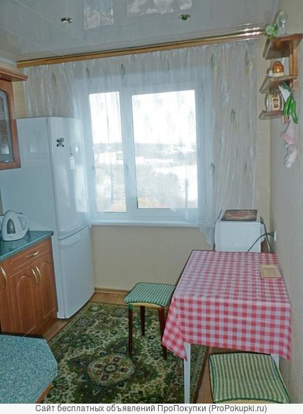 Сдам 1-комнатную квартиру на кортокий срок