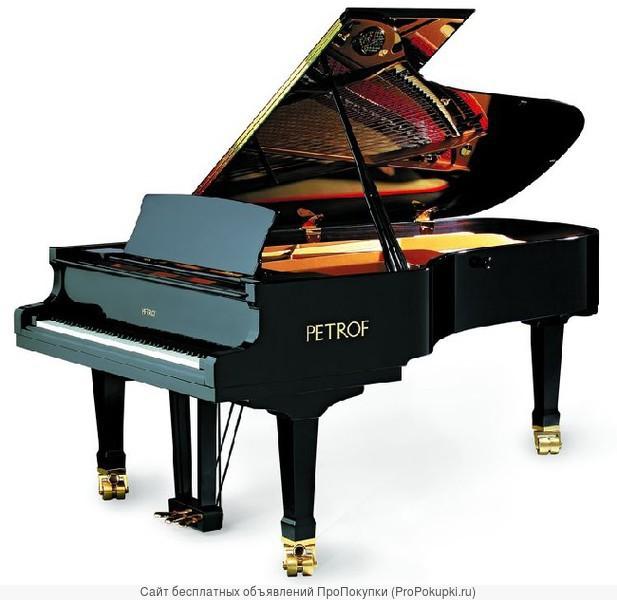 Настройка рояля и пианино