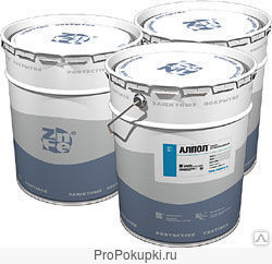 Алпол - антикоррозионная алюминий наполненная эмаль