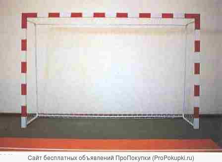 Ворота футбольные, гандбольные профессиональные