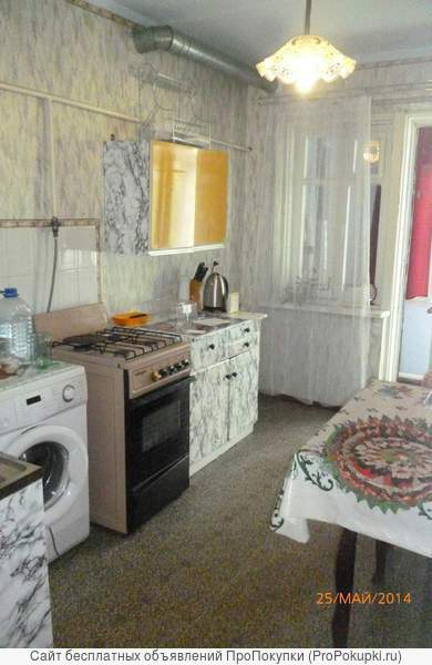продам квартиру в п. Нефтегорск-1 Краснодарского кр.