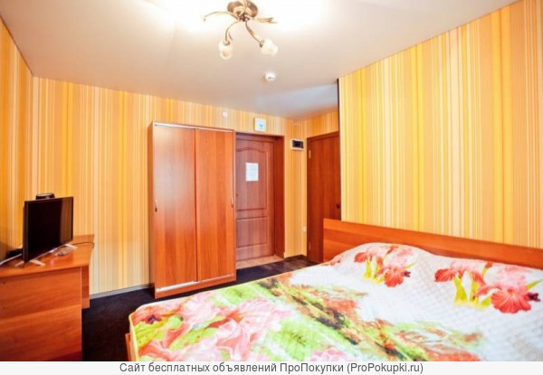 Эко гостиница Барнаула