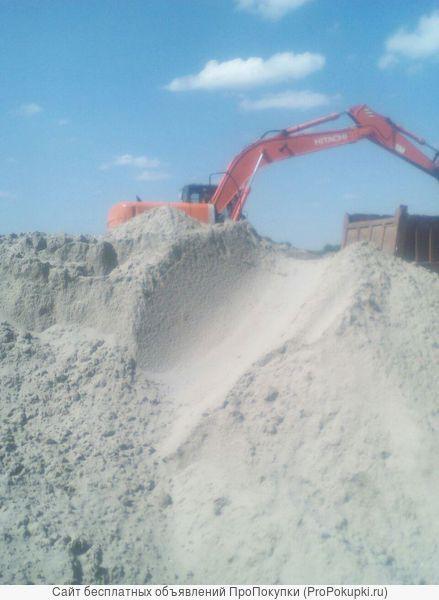 Песок мелкий (мелкозернистый)