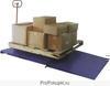Весы электронные напольные для промышленного взвешивания