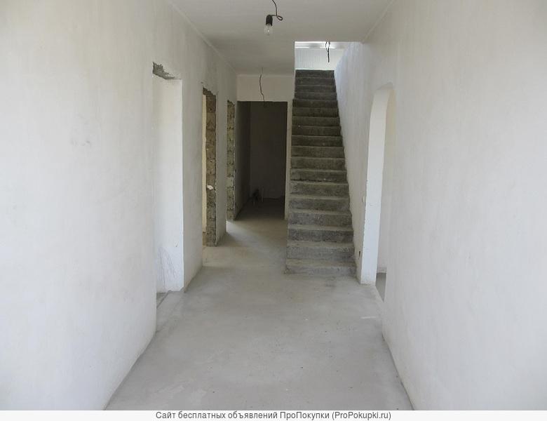 Дом 135.6 м² на участке 4 сот