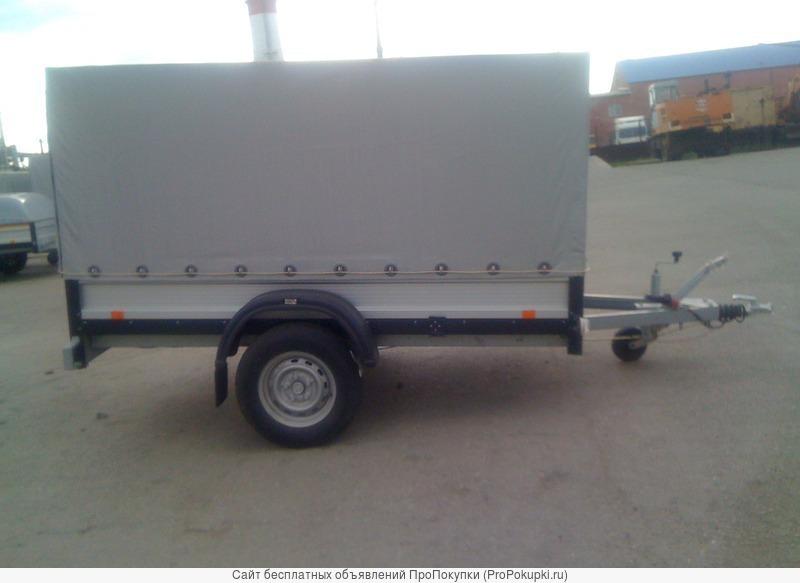 Продам автомобильные прицепы полной массой 1000 - 1300 кг