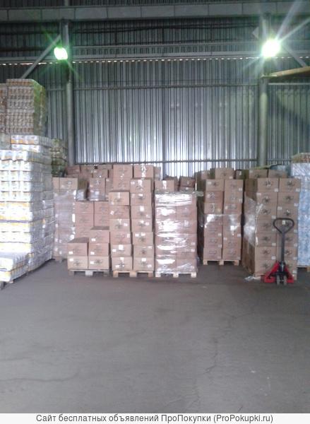 Ответственное хранение грузов в 17 регионах России