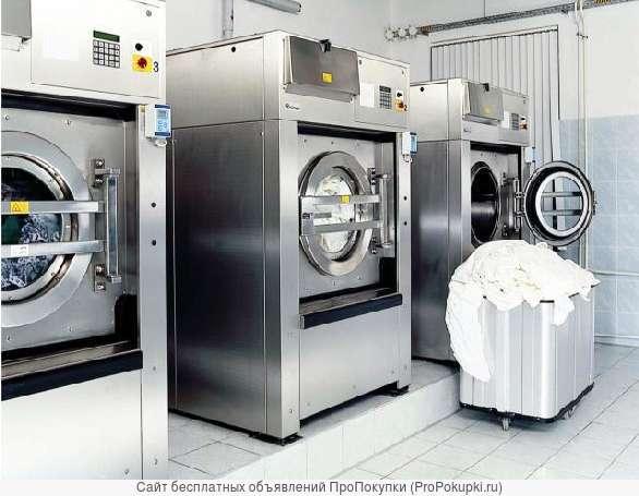 Ремонт промышленного прачечного оборудования