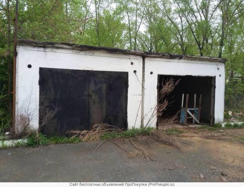 продам гаражи из плит в разборе