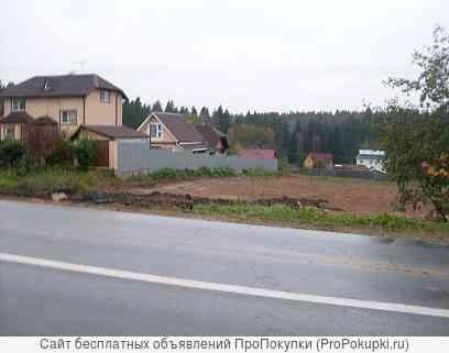 Участок в деревне для ИЖС и ПМЖ. 17 соток в Талдомском районе Московской области