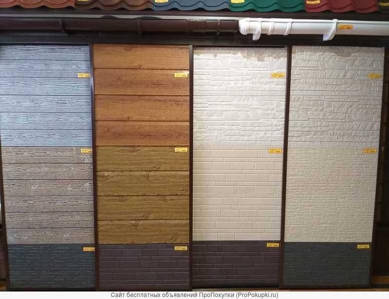 Фасадные панели UNIPAN (Унипан)