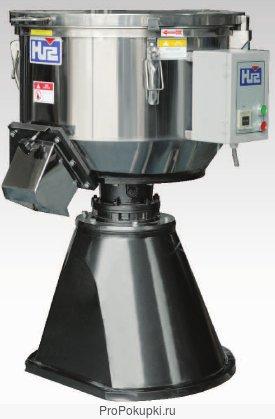 Бункер-сушилка,вакуумный загрузчик,термостат,чиллер,миксер
