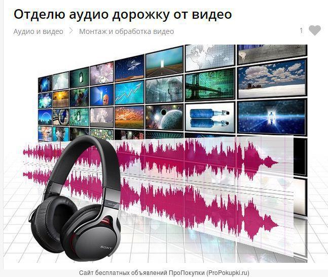 озвучка текста, ролика, презентации голосом