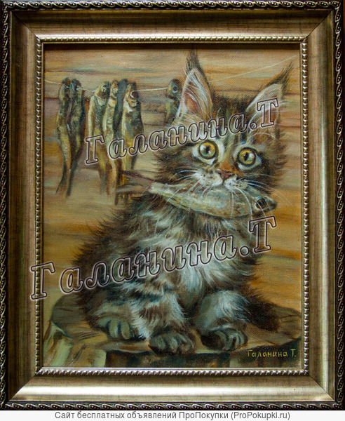 Художественный Портрет Домашних Животных