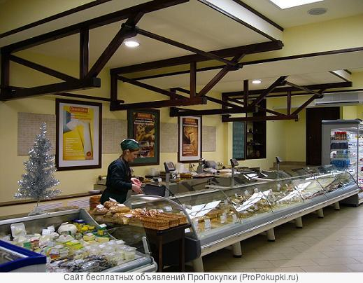 Ремонт магазинов в Туле