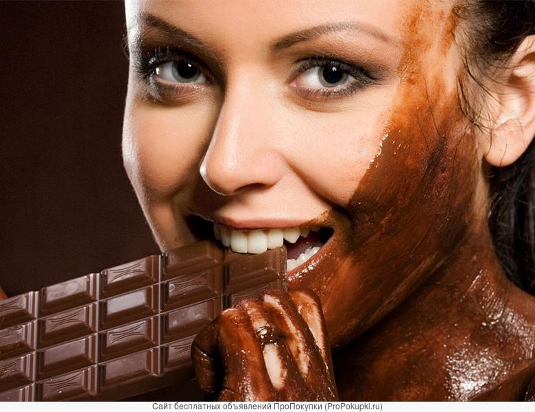 шоколадное обёртывание для тела