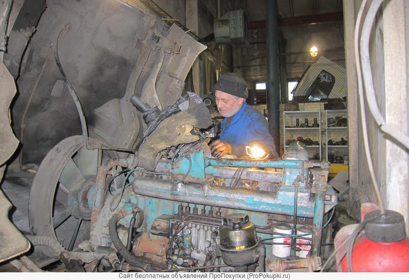 Автослесарь по ремонту импортных грузовиков