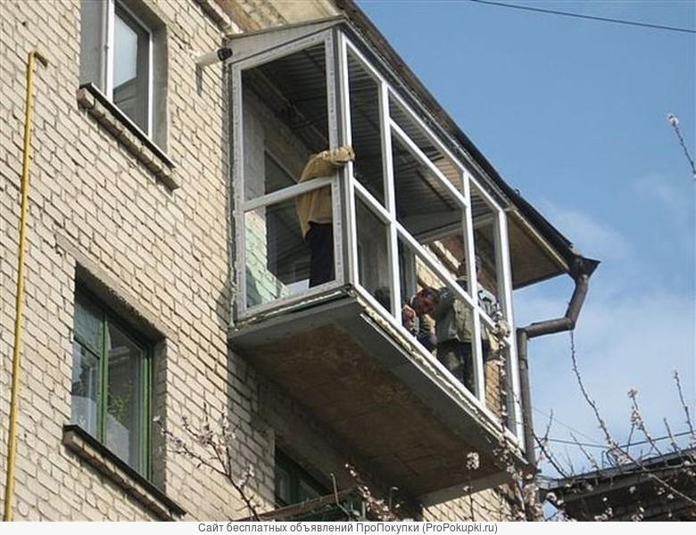 Отделка балконов и лоджий в туле в г.тула тульской области -.