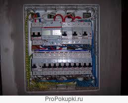Электрические работы профессионально