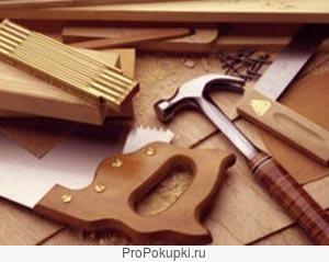 Услуги плотника, ремонт замков на дому в СПб