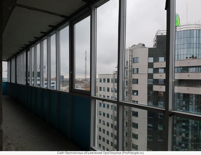 Утепление. остекление теплые лоджии, витражи. балконы , любой сложности в один контур