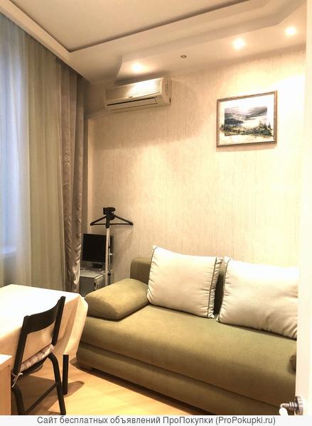 Уютная квартира с ремонтом в ЖК