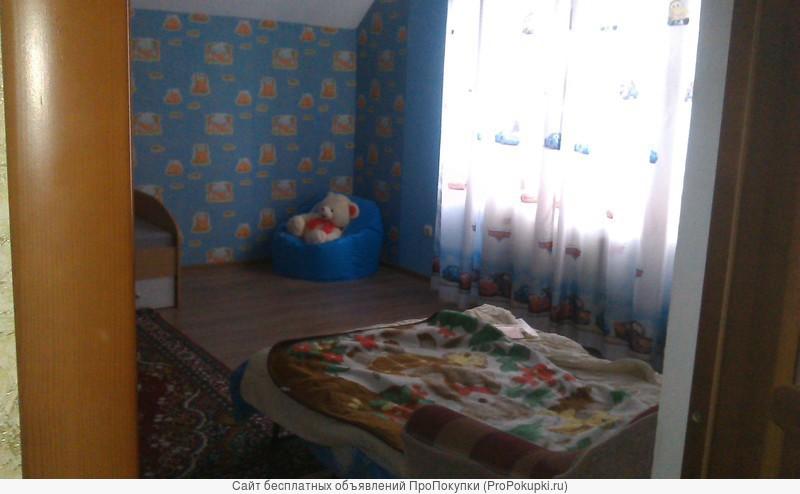 Продается дом в пос. Красносельском