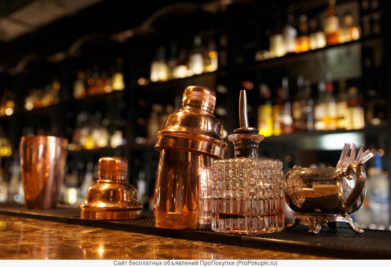 Курсы для барменов с опытом и без