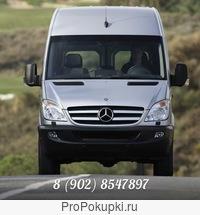 предоставляем услуги микроавтобуса