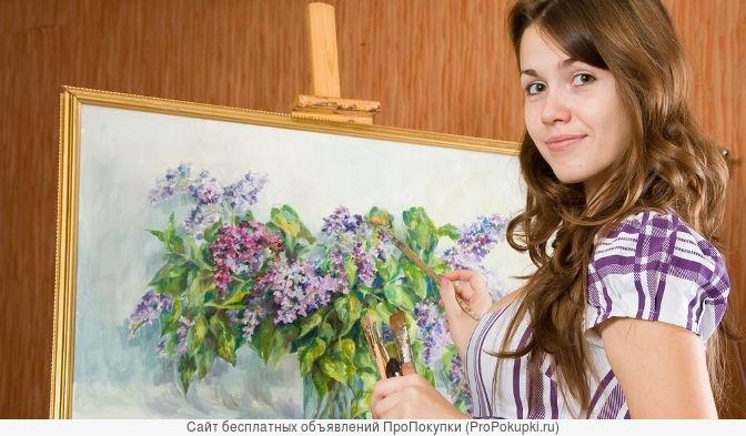 Уроки по рисованию в Челябинске