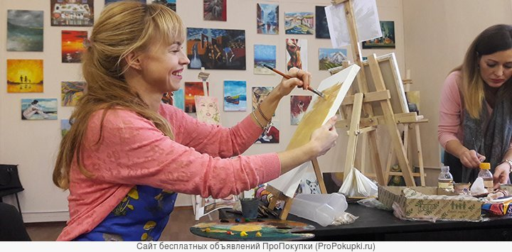 Обучающий курс рисования и ИЗО в Уфе
