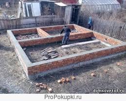 Фундаменты подъем домов, замена фундамента