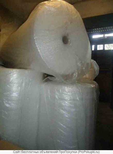 Компания «СервисПак» продает воздушно-пузырчатую пленку