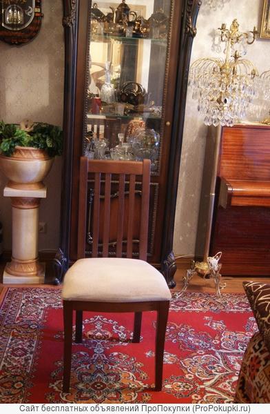 Продаются новые деревянные стулья со спинкой