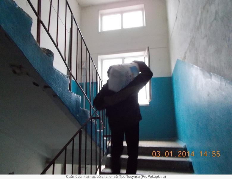 Услуги грузчиков • Доставка и подъём стройматериалов