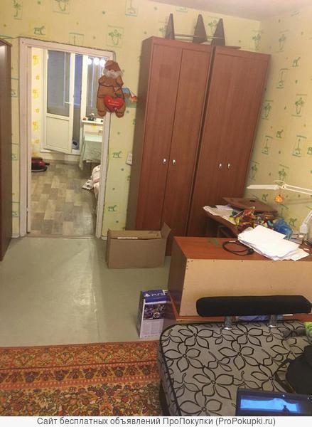 Сдам 2 комнаты в трехкомнатной квартире без подселения