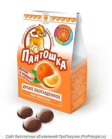 Натуральные витамины для детей! «Пантошка». Скидка