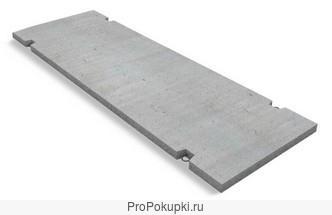 Плита дорожная ПДНм
