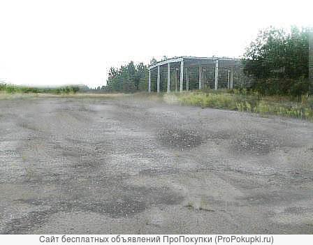 ВПП.Бывший Аэродром по Ярославскому шоссе