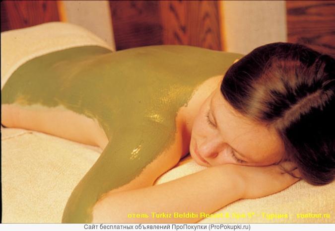 термоактивное антицеллюлитное обёртывание и массаж