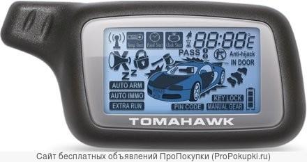 Брелок — пейждер Tomahawk Х3/Х5 (пульт ДУ)
