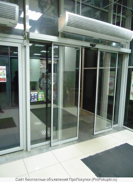 Автоматические ворота и автоматические двери изготовление монтаж