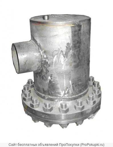 Грязеуловитель для всасывающих трубопроводов