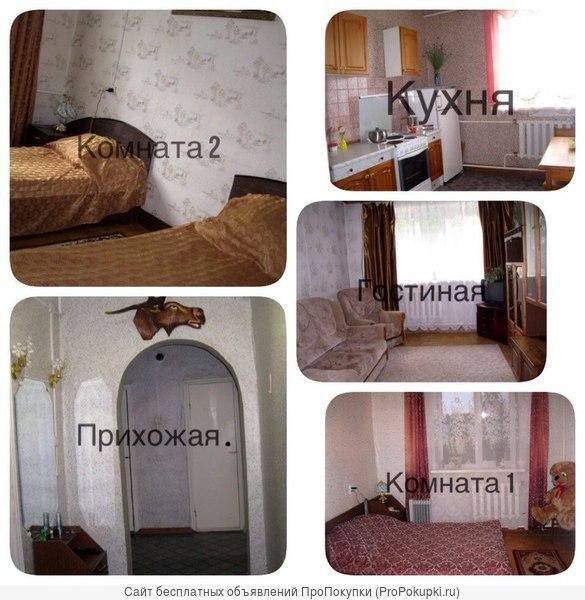 Сдаю трехкомнатную квартиру в Нижнеивкино