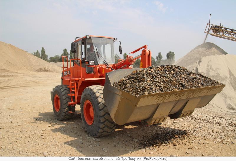 Песчано-Гравийная смесь (ПГС) от производителя. 450 руб./м3