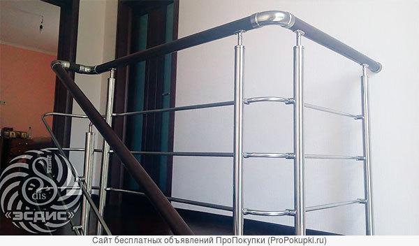 Ограждения лестничные – изготовление, монтаж, ремонт