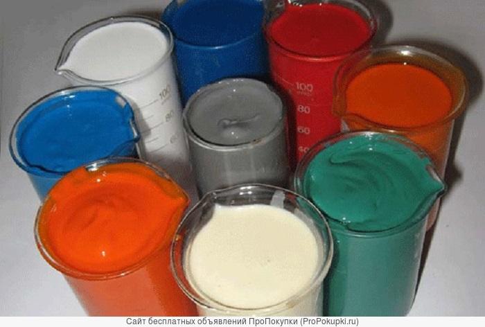 Предлагаем пластизоль различных марок